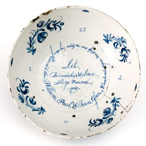 Delft Marriage Bowl-2-web
